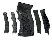 AK47/Galil/Golani/ R4,5,6, 6 Piece Interchangeable Pistol Grip