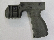 Integrated Foregrip & Light Holder