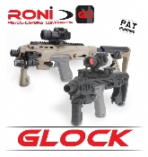 Command Arms RONI-G2 Glock 17/18/19/22/23/31/32/33/34 Black