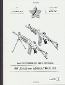 R4A1/R5/Galil SA Army Work Shop Repair Manual Issue 2
