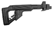 Mako/FAB Defense AK47 Folding Stock W/adjustable Cheek Piece