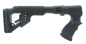 Mossberg 500/590 Folding stock W/Adjustable Cheek Piece