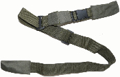 Israeli IDF 2 Point Search & Rescue Sling W/Metal Hooks