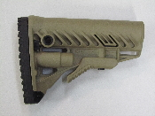 Mako/FAB Defense AR15/M4/M16 Butt Stock WO/Cheek Piece