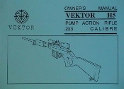 Vektor H5 Denel South African Manual