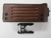 Used Galil Wooden ARM Handguard with Hanger Non Carry Handle
