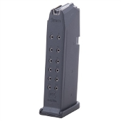 Factory Glock OEM G19 9mm 15rd Magazine MF19015