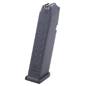 Factory Glock OEM G17/G34 9mm 17rd Magazine MF17017